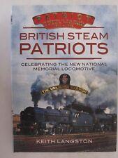 British Steam Patriots - Railway, Railroad, Engine, Llangollen Railway
