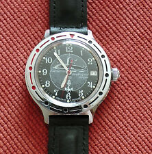 Wrist Mechanical Automatic Watch VOSTOK KOMANDIRSKIE Submarine Captain 921831