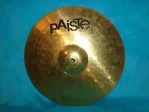 """Crash 16"""" PAISTE 101 gebraucht guter Zustand Super Sound"""