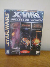 Star Wars: X-Wing Collector Series (PC, 1998)