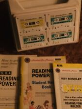 Vintage Hooked on Phonics Sra Your Reading Power Set 1992 Gateway Complete