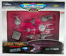 STAR TREK Micro Machines Space TV Series 1 Limited Edition Collectors Galoob