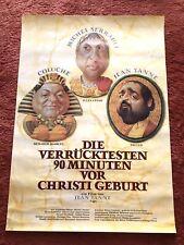 Die verrücktesten 90 Minuten vor Christi Geburt Kinoplakat Poster A1, Serrault