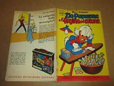 WALT DISNEY ALBO D'ORO N°2 ZIO PAPERONE E LA REGINA DEL COTONE 1956