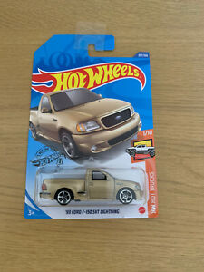 Hot Wheels 2020 '99 Ford F-150 SVT Lightning