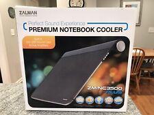Zalman PremiumNotebook Cooler Brand New