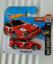 1985 Honda CRX by HotWheels new in packet