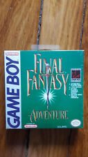 Final Fantasy Adventure Nintendo Game Boy neuf