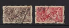 stamps Great Britain 5 shilling,two shillig 6 pence,