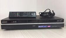 Sony RDR-HXD890 Grabador De Dvd/reproductor 160GB disco duro tdt Control Remoto Original