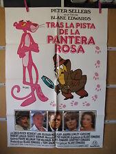 A840  TRAS LA PISTA DE LA PANTERA ROSA - PETER SELLERS