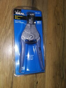 Ideal 45-292 Stripmaster 10-22 AWG Wire Stripper NEW IN PACKAGE