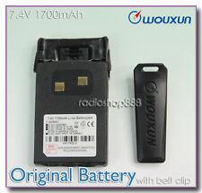 WOUXUN UV KG-UVD1P KG-679 KGUVD1P Battery 1700 mAH