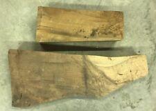 Gunstock 2 Blanks Black Walnut Dry( for years) Wood Figured Woodworking