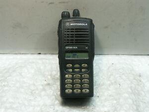 Motorola GP 380 SEA Seeschifffahrtfunk Seefunk UKW VHF Gerät