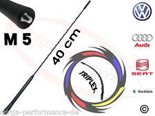 40cm antenna bacchetta OPEL CORSA B/C MERIVA ASTRA F G H Auto surga performance