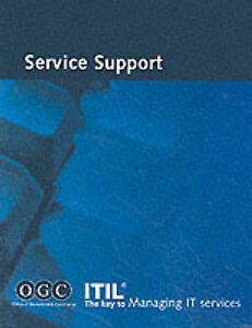 Itil Service Support CD-Rom (Single User) (It Infrastructure Library), New, CCTA