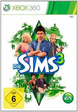 Pal version Microsoft Xbox 360 los Sims 3 (P)