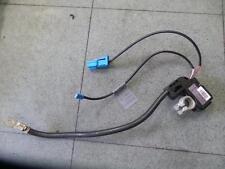 BMW X1 NEGATIVE Battery Terminal E84 04/10- P/N 6112925953