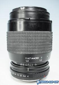 MC PENTACON PRAKTICAR PB 4-5.6/ 70-210mm MACRO LENS