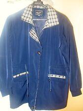REBAJAS CHAQUETA  CHAQUETON parka jacket de primavera verano TALLA XL AZUL