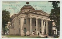 1908 Postmarked Postcard Court House Rome New York NY
