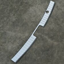for Hyundai Santa Fe 2006-2012 Stainless Steel Inner Rear Bumper Protector trims