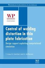 Series in Welding and Other Joining Technologies: Control of Welding.
