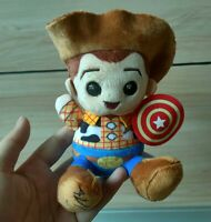 Disney Parks Toy Story Wishables Micro Plush Toy Doll Woody