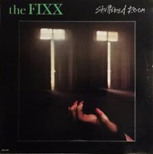 THE FIXX 1982 DEBUT SHUTTERED ROOM 33 VINYL LP RECORD EXCELLENT