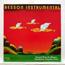BESSON instrumental PRODUCTIONS PERIDES french folk LP NM