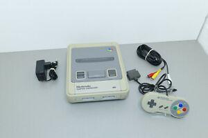 Super Famicom switchless PAL/NTSC 50/60Hz - Compatible PAL/JAP SET 2
