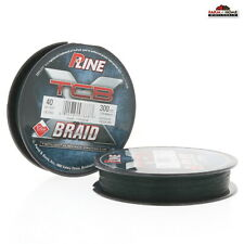(2) P-Line Braided Fishing Line 300 Yards 40 lbs ~ New
