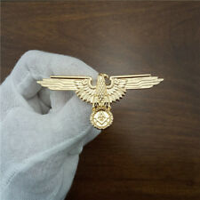 Eagle Masonic Mason Symbol Freemason Chest or Hat Badge Lapel Pin #2