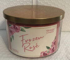 Yankee Candle Frozen Rose 3- Wick Tumbler Candle