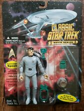 PLAYMATES 1995 CLASSIC STAR TREK MOVIE SERIES COMMANDER SPOCK BRAND NEW