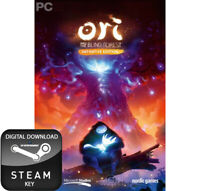 ORI AND THE BLIND FOREST DEFINITIVE EDITION PC STEAM KEY