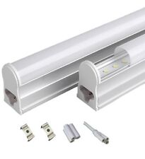 4 x T8 LED Integrated Tube lights ,2ft complete with fitting 60cm SMD Cree