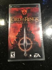 The Lord of the Rings: Tactics - Sony PSP Brand new Factory sealed