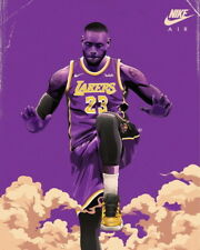 e708c0bf192 682 Lebron James - LBJ La Lakers NBA MVP Basketball 24