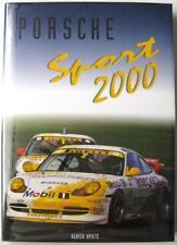 PORSCHE SPORT 2000 Ulrich Upietz ISBN 3928540270 Car Book