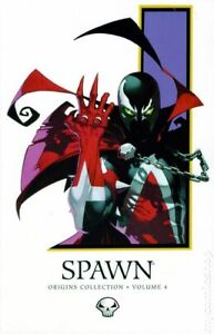 Spawn Origins Collection TPB #4-REP VF 2013 Stock Image