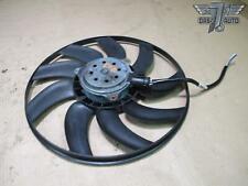🥇09-12 AUDI A4 A5 2.0 ENGINE RADIATOR COOLING FAN & MOTOR ASSEMBLY VALEO OEM