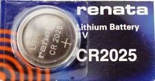 CR 2025 RENATA WATCH BATTERY ECR2025 BR2025 FREE SHIPPING Authorized Seller