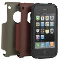 OTTERBOX COLOR PACK COMMUTER SERIES CASE iPhone 3G 3GS BROWN GRAY BLACK NEW