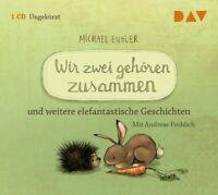 MICHAEL ENGLER - WIR ZWEI GEHÖREN ZUSAMMEN UND WEITERE ELEFANTASTI   CD NEW