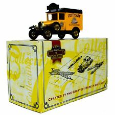 Matchbox Diecast Truck 1/64 1920 Cutty Sark Whiskey Morris Delivery Van Yellow