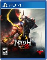 Nioh 2 for PlayStation 4 [New Video Game] PS 4