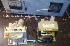 CLEARWATER C Series TRANSFORMER, FITS ALL SIZES , Genuine Zodiac W130031