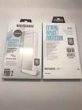 NEW BodyGuardz Pure2 Glass Screen Protector for Apple iPhone 11 Pro, XS / X only